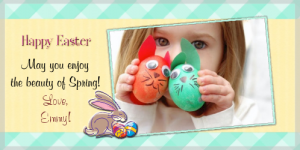 SeeHere Easter Cards