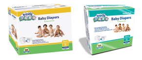 Fred's Diapers