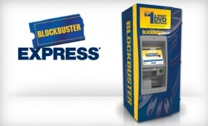 Blockbuster Express Groupon