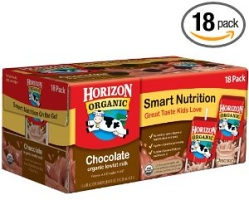 Horizon Organic Chocolate Milk