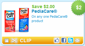 PediCare Coupon