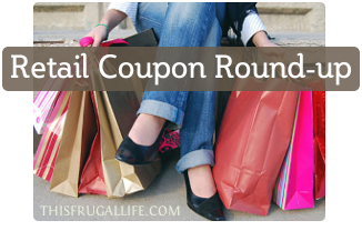 Retail Coupon Round-up