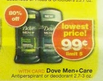 Dove Sneak Peak at CVS