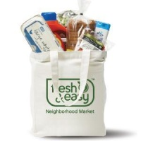 Fresh & Easy Canvas Bag