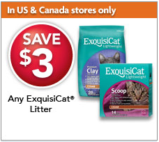 ExquisiCat Coupon