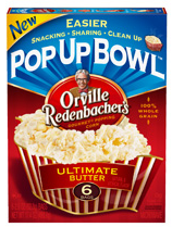 Orville Pop Up Bowl