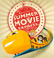 Regal Summer Movie Express $1 Tickets