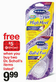 Dr. Scholl's For Her Target