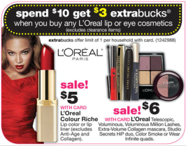 L'Oreal CVS Deal