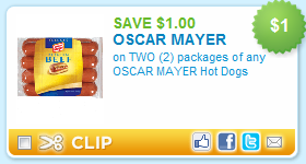 Oscar Mayer Coupon