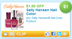 Sally Hansen Coupon