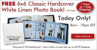 Ritz Camera Free Photo Book