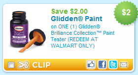 Glidden Coupon