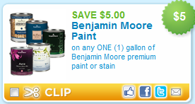 Benjamin Moore Printable Coupon