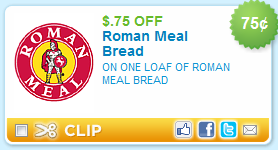 Roman Meal Bread Coupon