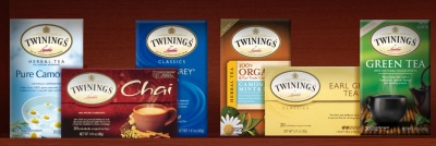 Twinings Tea Sample