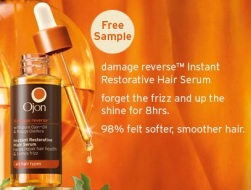 Ojon Instant Restorative Hair Serum Sample