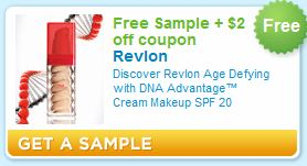 Revlon free sample