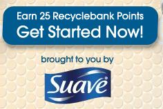 Suave Recyclebank
