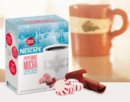Nescafe Freebie