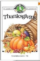 Free Thanksgiving Cookbook