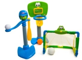 Little Tikes Character Sports Talk to Me Set