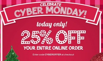 Bath & Body Works Cyber Monday Coupon Code