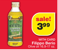 Filippo Berio Printable Coupon