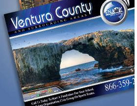 Ventura County Enjoy the City Coupon Booklet