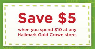 Hallmark Printable Coupon