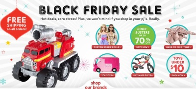 Mattel Black Friday