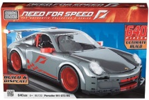 Mega Bloks Need For Speed Porsche