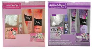 Olay Luscious Holiday Gift Set