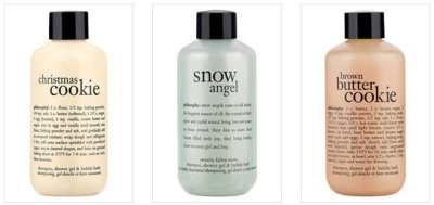 Philosophy Shower Gel Trio