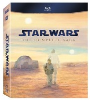 Star Wars Complete Saga BluRay