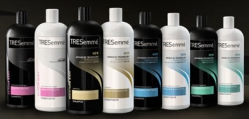 Tresemme Shampoo & Conditioner Sample