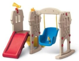 Little Tikes Endless Adventures SwingAlong Castle