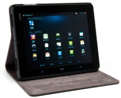 "Vizio 8"" Android Tablet with Wi-Fi and Folio Case"