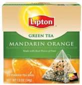Lipton Pyramid Tea