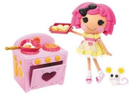 Lalaloopsy Doll with Stove Top
