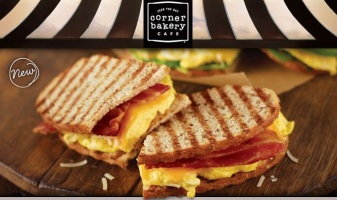Free Corner Bakery Power Panini Thin