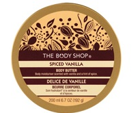 The Body Shop Spiced Vanilla